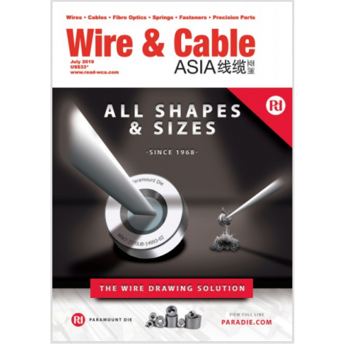 Wire & Cable ASIA July 2019 Vol 28 No. 4