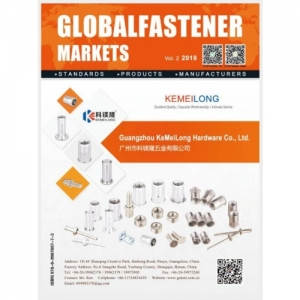 GlobalFastener Markets——Vol.2, 2019